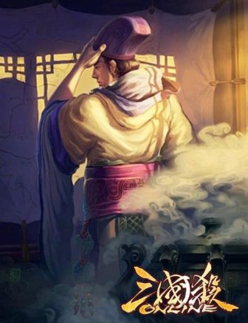 [魏传] 三国杀武将列传 王佐之才荀彧