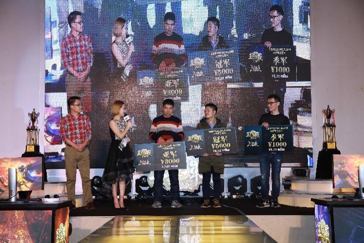 """[资讯] """"三国杀王者之战""""上海公开赛――开启2017王者之路"""