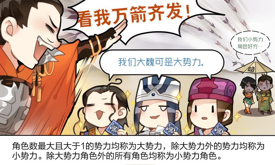 全明星阵容,带你走进国战·势备篇!