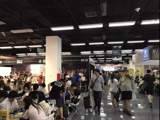 [资讯] 多地开花,三国杀展台刷新北京上海