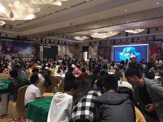 [比赛] 破阵杀敌 神级对决 高校联赛广州站决出冠军