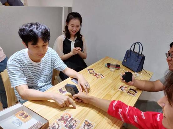 """[资讯] 首家""""游卡桌游专卖体验店""""落户杭州"""