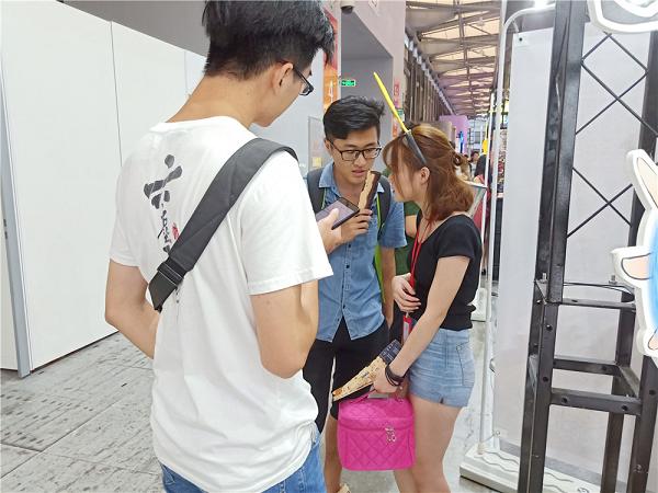 [资讯] ChinaJoy火热谢幕 《三国杀》新周边不走寻常路